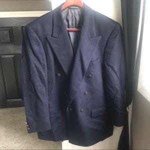 Burberry tailored blazer